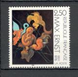 Franta.1991 100 ani nastere M.Ernst-Pictura  DF.418