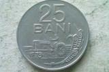 MONEDA 25 BANI 1966-ROMANIA