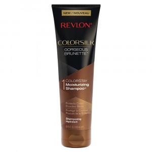Sampon pentru parul brunet REVLON Colorsilk Gorgeous Brunette, 250 ml