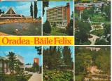 CPIB 15407 - CARTE POSTALA - BAILE FELIX. MOZAIC