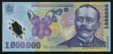 U990 ROMANIA 1000000 LEI 2003 POLIMER NECIRCULATA UNC