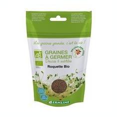 Rucola Seminte pentru Germinat Bio Germline 100gr Cod: 3465511128105