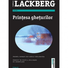 Cumpara ieftin Prinţesa gheţurilor (Vol 1). Seria Fjällbacka