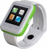 Cumpara ieftin Smartwatch iUni U900i Plus, Bluetooth, LCD 1.44 Inch, Verde