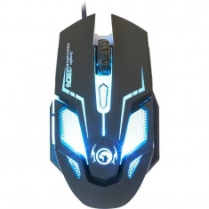 Mouse gaming Marvo G904 Black