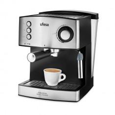 Espressor cafea Ufesa CE7240 1.6 Litri 20 bari 850W Negru / Inox