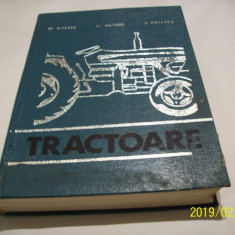 Tractoare editia a II-a revazuta si completata, an 1974