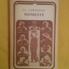 Momente - Ion Luca Caragiale