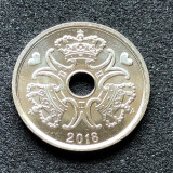Danemarca  2 coroane 2018 UNC