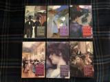 Marcel Proust: In cautarea timpului pierdut, 6 volume noi, Ed. Leda 2008