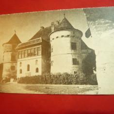 Ilustrata - Cetatea de Balta - Cetatea Tarnavei - jud.Alba Ed.Soc. Turism Europa
