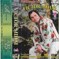 Caseta Victor Mihai – Vol. 1 Cântecele Lui Victor Mihai, originala
