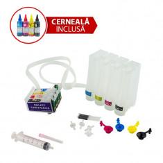 CISS pentru Epson T0711-T0714