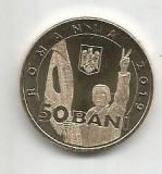 No(4) moneda-ROMANIA- 50 bani 2019- Revolutia romana din decembrie1989`