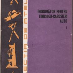 Indrumatorr tinichigii-caroserii auto_2 volume_H. Freifeld * 85