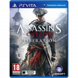 Assasin's Creed 3 Liberation PS Vita