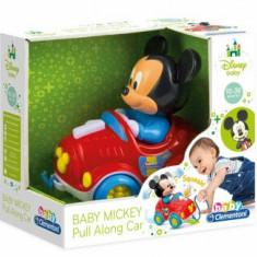 Jucarie de tras - Masinuta Mickey Mouse