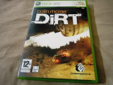 Dirt, xbox360, original! Alte sute de jocuri!, Curse auto-moto, 3+, Single player