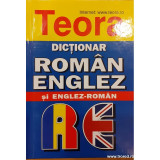 Dictionar roman-englez si englez-roman