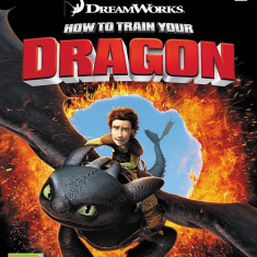 How To Train Your Dragon XB360