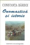Constanta Barboi - Onomastica si istorie. Comuna Rucar