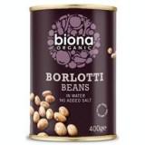 Fasole Borlotti Bio 400gr Cod: 5032722315341