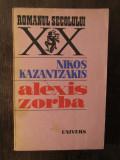 Nikos Kazantzakis-Alexis Zorba