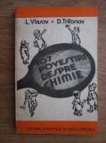 107 POVESTIRI DESPRE CHIMIE - L.VLASOV