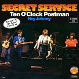 Secret Service - Ten O'Clock Postman (1980, Strand) Disc vinil single 7""