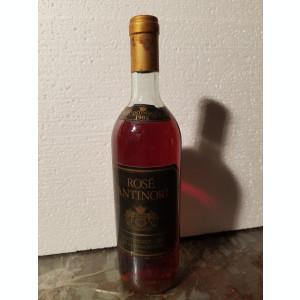 56 - Vin ROSE' ANTINORI , cl 75 gr 11,5 recoltare 1985