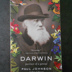 PAUL JOHNSON - DARWIN  (limba engleza)