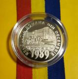 SV * Romania  BNR  50 BANI 2019 * REVOLUTIA ROMANA - COMEMORARE 30 ANI     PROOF