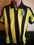 Tricou fotbal Vitesse Arnhem.  Marimea M.