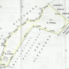 Teren (parcelabil) și casă în construcție, Comuna PLOPU, Sat Nisipoasa, PRAHOVA, Teren intravilan