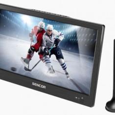 Televizor Portabil LCD Sencor 19.1inch SPV 7012T, 1024 x 600, HDMI (Negru)