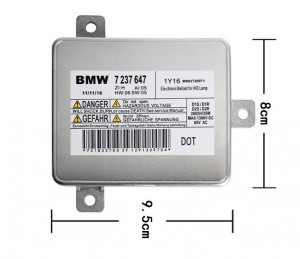 Balast Xenon OEM Compatibil AL 63117237647 W003T20071