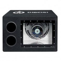 Subwoofer Auto Dibeisi cu Amplificator 12 inch, 92 dB, 300 W , Negru
