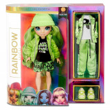 Papusa Fashion Rainbow High, Jade Hunter