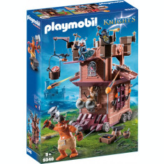 Playmobil Knights - Fortareata cavalerilor pitici