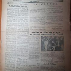sportul popular 9 noiembrie 1954-cabana padurea pustnicu,dinamo-flamura rosie