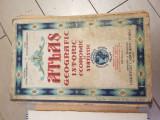 Atlas geografic istoric economic si statistic