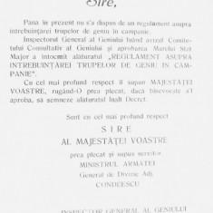 carte veche militaria regulament 1930