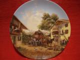 BRADEX - FARFURIE DECORATIVA PORTELAN SELTMANN WEIDEN SEMNATA CHRISTIAN LUCKEL