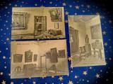A987-Toledo-Casa del Greco pictor Spania-3 carti postale vechi anii 1920-30.