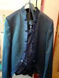 Costum de ocazie barbati, Bleumarin, Brunello Cucinelli