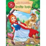 Scufita Rosie - Cele mai frumoase povesti cu autocolante