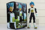 Figurina Vegeta Blue Dragon Ball Z Super 23 cm anime