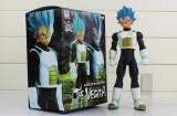 Figurina Vegeta Blue Dragon Ball Z Super 23 cm anime