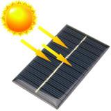 6V 1W 110x60mm Mini panou solar