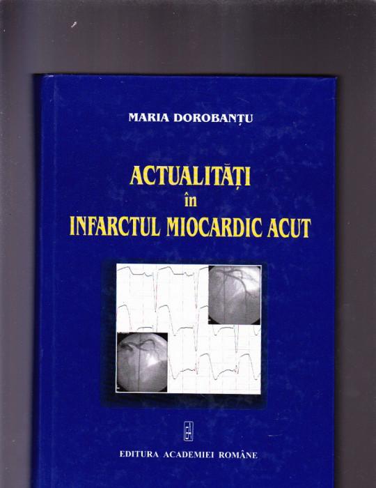 ACTUALITATI IN INFARCTUL MIOCARDIC ACUT